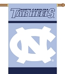 North Carolina Tar Heels Yard Banner