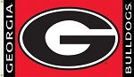 Georgia Sports Team Flags