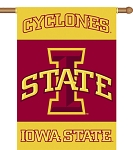 Iowa State Cyclones Yard Banner