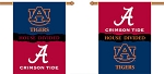 House Divided - Alabama/Auburn Yard Banner