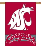 Washington State Cougars Yard Banner