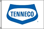 Tenneco 3'x5' Flag