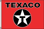 Texaco 3'x5' Red Flag