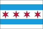 Chicago, IL Flag