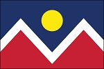 Denver, CO Flag