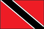 3'x5' Imported Trinidad & Tobago Flag