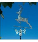 Copper Deer Weathervane