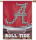 U of AL Houndstooth Yard Banner