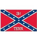 3rd TN Infantry Regiment 1862 CSA