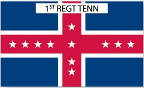 1st Tennessee Infantry Regiment