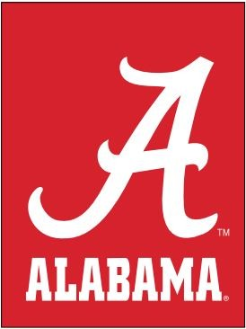 Alabama Crimson Tide Yard Banner