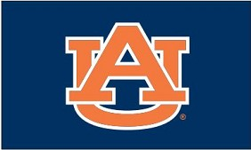 Auburn University Boat Flag
