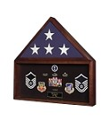 Large Display Flag Case - US Made