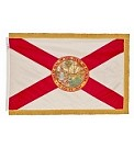 3'x5' Florida Indoor Flag