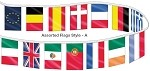 International Flag Strings