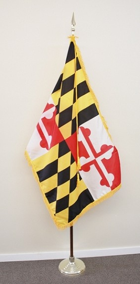 3'x5' Maryland Embassy Set