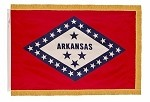 Arkansas Indoor Flags