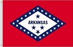 Arkansas Nylon Flags