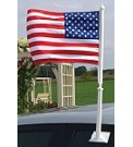 Car Flag - US