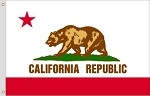 California Polyester Flags