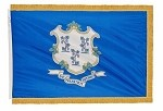 Connecticut Indoor Flags