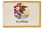 Illinois Indoor Flags