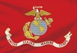 Marine Corps Polyester Flags