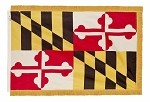 Maryland Indoor Flags
