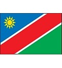 3'x5' Imported Namibia Flag