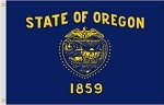 Oregon Nylon Flags