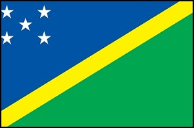 6'x10' Solomon Islands Flag