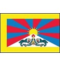 3'x5' Imported Tibet Flag