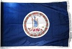 Virginia Indoor Flags