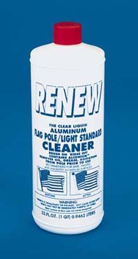 Renew Flagpole Cleaner