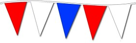 Solid Pennants Strings