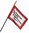 "8""x12"" Custom Stick Flags"