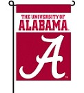 Alabama Crimson Tide Garden Flag
