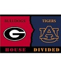 House Divided - Auburn/Georgia Flag