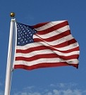 15'x25' U.S. Polyester Flag