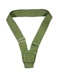 Web Carrying Belt - Single Strap - Olive Drab