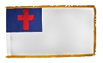 4'x6' Indoor Christian Flag