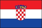 3'x5' Croatia Flag