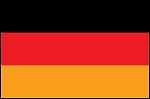 3'x5' Germany Flag