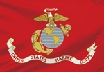 Marine Corps Nylon Flags