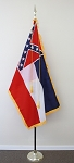 Mississippi Indoor Flag Sets
