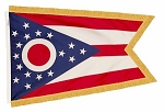 Ohio Indoor Flags