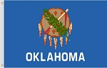 Oklahoma Polyester Flags