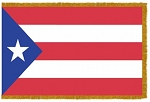 Puerto Rico Indoor Flags