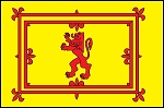 3'x5' Scotland Rampant Lion Flag