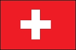 3'x5' Switzerland Flag